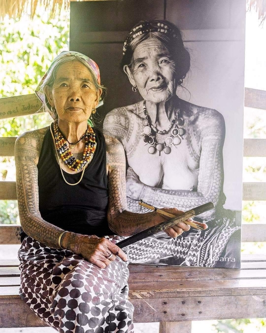 Happy 104th Bday to our very own Apo Whang-Od.